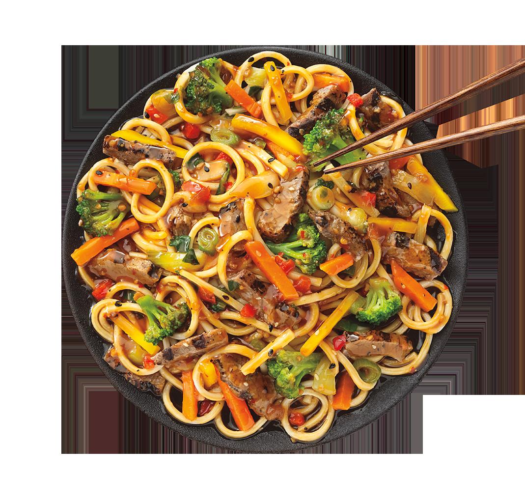 Korean Inspired Beef
